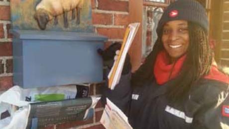 Daily door-to-door delivery